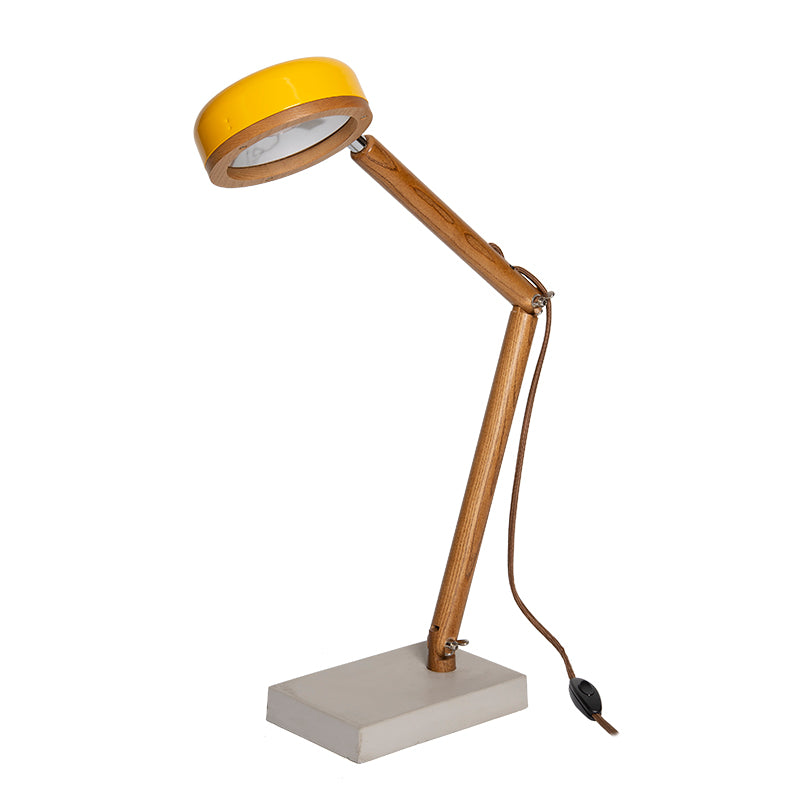 Mr. Wattson HIPP LED Table Lamp - Copenhagen Yellow