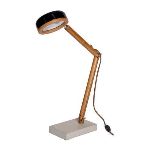 Mr. Wattson HIPP LED Table Lamp - Fashion Black