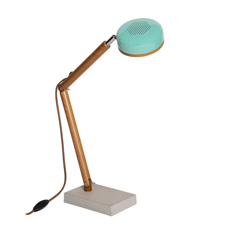 Mr. Wattson HIPP LED Table Lamp - Tiffany Green