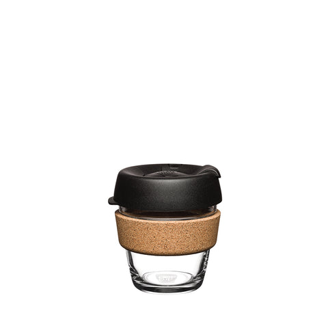 KeepCup Brew LE Cork Black SiX (177 ml)