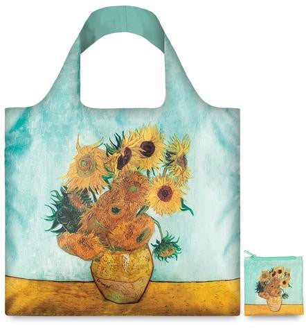 LOQI Museum - VAN GOGH - Vase with Sunflowers - mabets.sk - 2