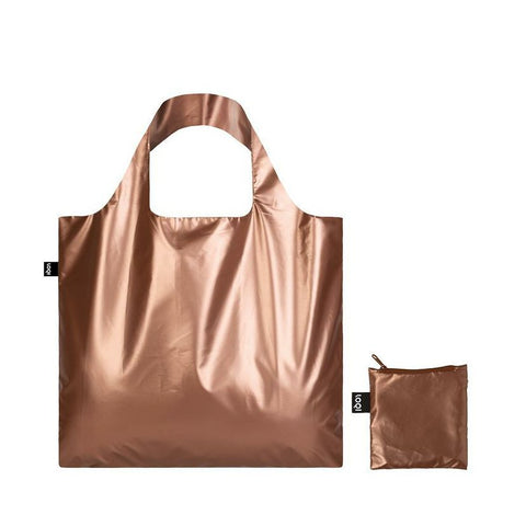 LOQI Metallic Matt Rose Gold