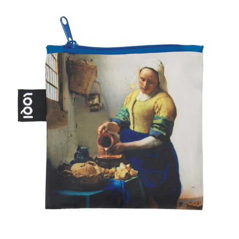 LOQI Museum - Vermeer - The Milkmaid with Irma Boom