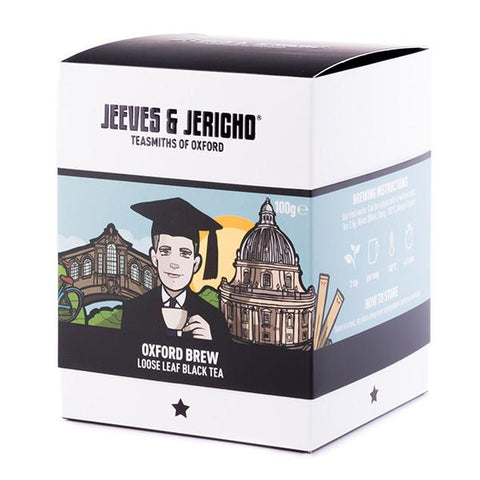 Jeeves & Jericho - Oxford Brew