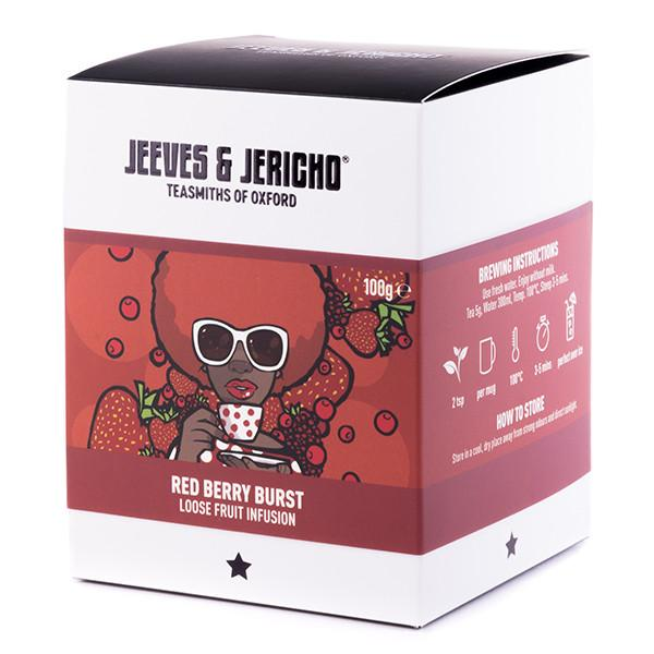 Jeeves & Jericho - Red Berry Burst