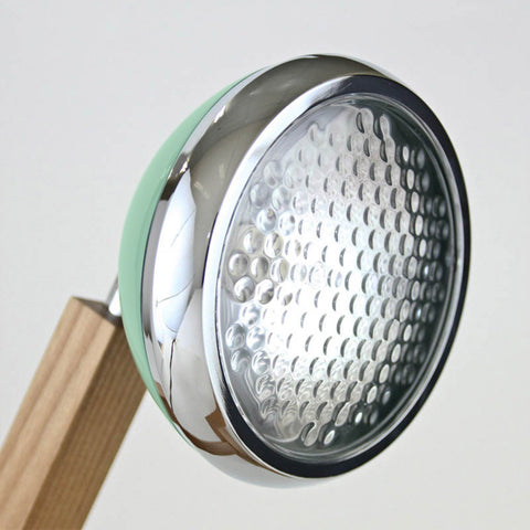 Mr. Wattson G9 LED Lamp - Tiffany Green