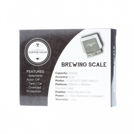 Váha Coffee Gear - Brewing Scale - mabets.sk - 3
