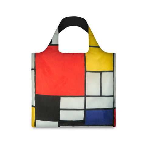 LOQI Museum - MONDRIAN - Composition with Red Yellow Blue and Black - mabets.sk