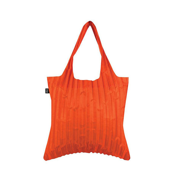 LOQI Pleated Orange