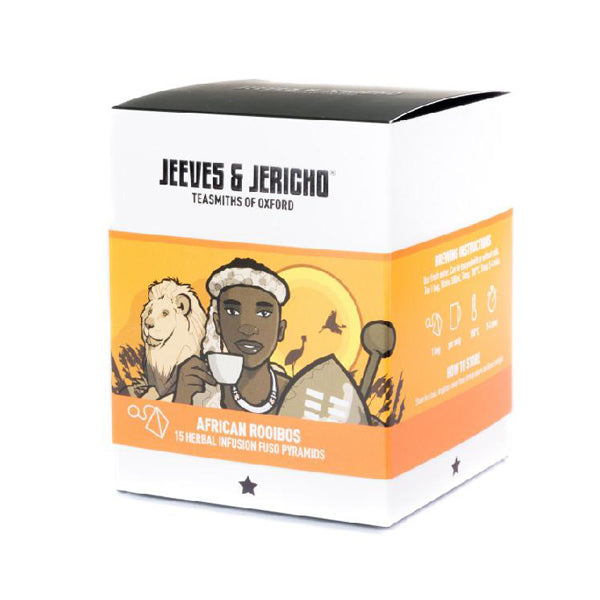 Jeeves & Jericho - African Rooibos
