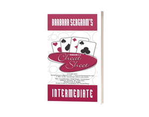 BARBARA SEAGRAM'S INTERMEDIATE CHEAT SHEET