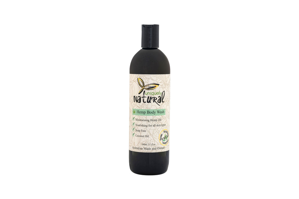 Body Wash Hemp 500ml