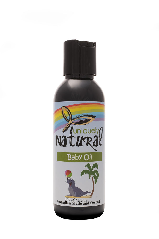 Baby Massage Oil 125ml