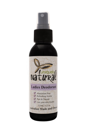 Ladies Deodorant 125ml