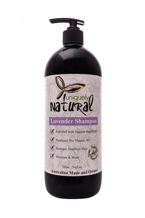 Load image into Gallery viewer, Lavender Shampoo 1L