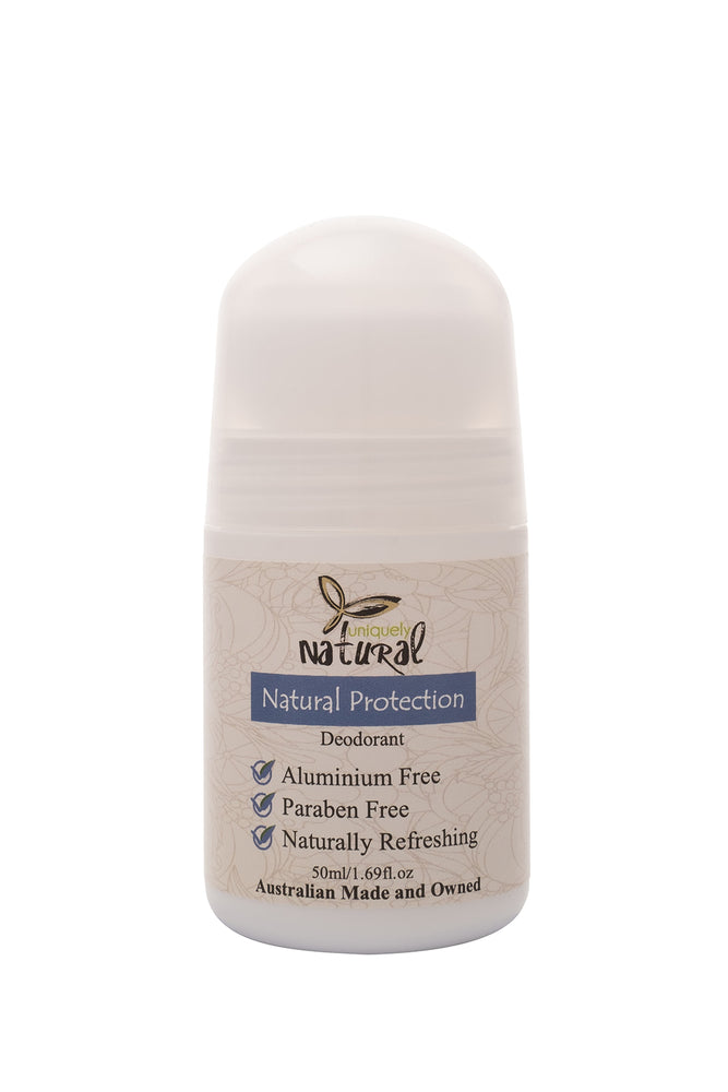 Natural Protection Roll On Deodorant