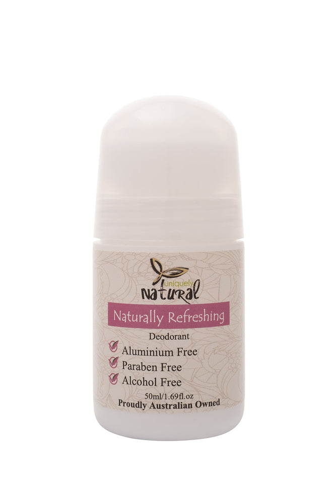 Naturally Refreshing Roll On Deodorant