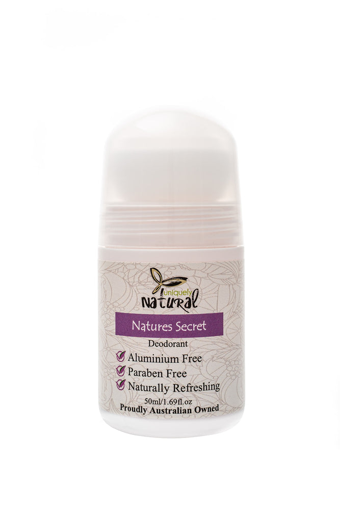 Natures Secret Roll On Deodorant