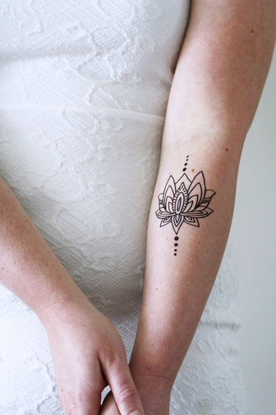 Temporary Tattoos That Last A Long Time: Temporary Tattoos By Tattoorary