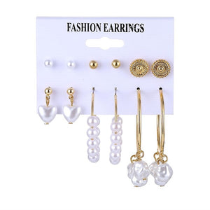 Mix & Match Earrings