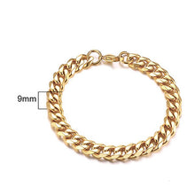 Load image into Gallery viewer, Cuban Chain & Link Bracelet