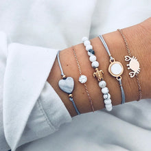 Load image into Gallery viewer, Boho Layered Bracelets