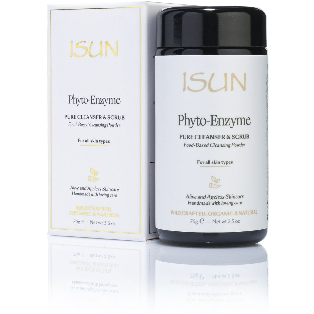 ISUN Phyto-Enzyme Cleanser and Scrub