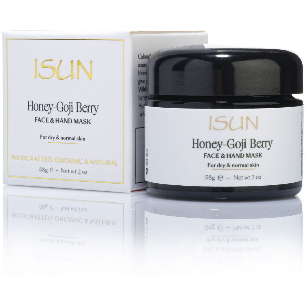 ISUN Honey-Goji Berry Mask