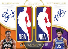 2018/19 Panini Immaculate Basketball 5 Box Case Break - Pick Your Team #2 - Live 10/4/19