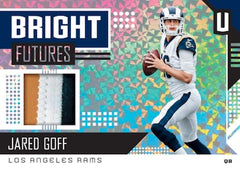 2018 Panini Unparalleled Football 8 Box Case Break - Pick Your Team #3 - Live 8/15/18