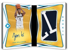 3:15pm EST - FRIDAY AFTERNOON - 2019/20 Panini Opulence Basketball 2 Box Case Break - Pick Your Team #1 - Live 9/18/20 (8 left)