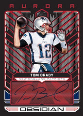 2019 Panini Obsidian Football 12 Box Case Break - Pick Your Team #2 - Live 12/8/19