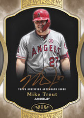 SUNDAY NIGHT - 2020 Topps Tier One Baseball 6 Box Half Case Break - Random Team #11 - Live 8/9/20 (23 left)