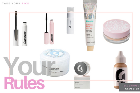 Glossier Products Singapore - Blushboss
