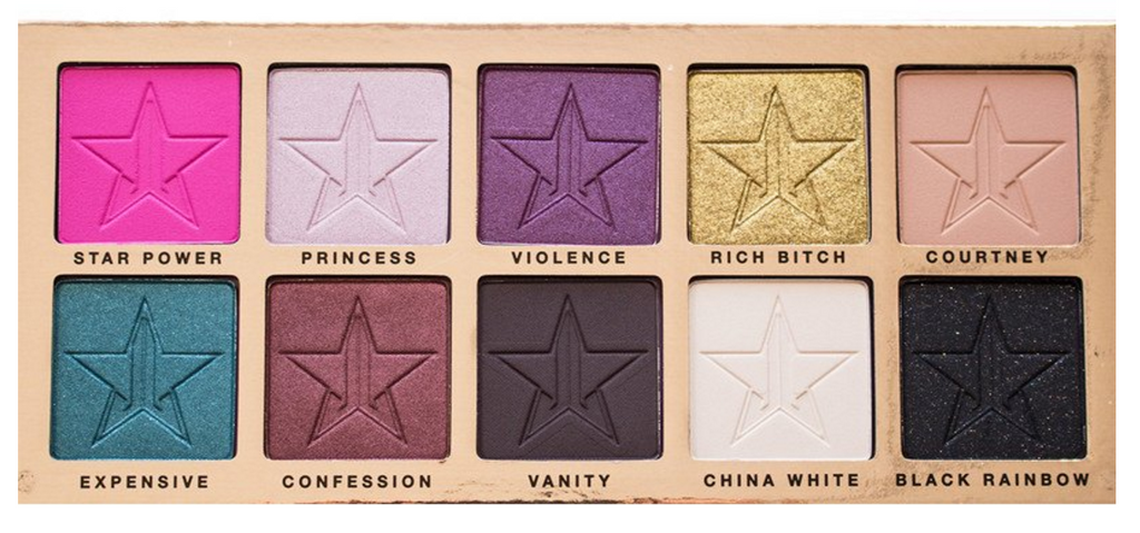 Shop Jeffree Star Cosmetics Beauty Killer Palette