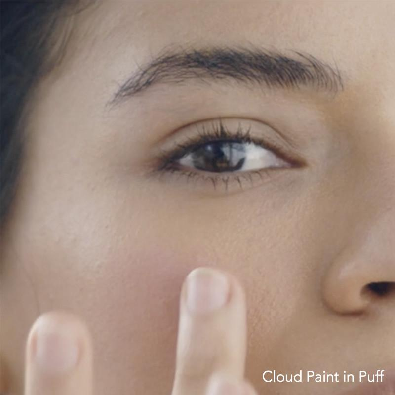 How to apply blush with Cloud Paint