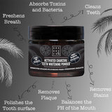 Activated Charcoal Teeth Whitening Powder benefits