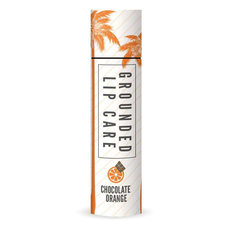 Grounded Lip Care in Chocolate Orange
