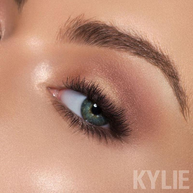 Kylie Cosmetics The Nice Palette makeup look