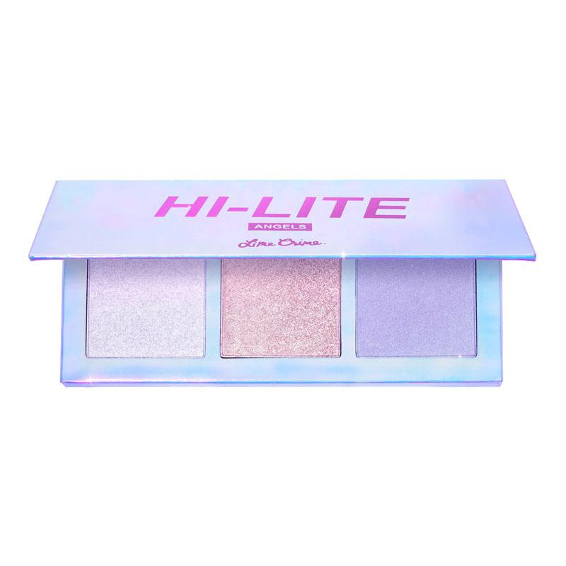 Lime Crime Hi-Lite highlighter palette in Angels