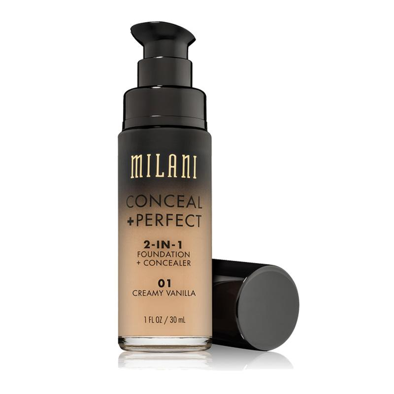 Conceal + Perfect 2-in-1 Foundation + Concealer in Natural
