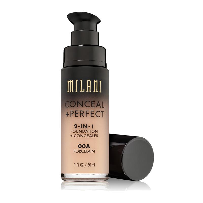 Conceal + Perfect 2-in-1 Foundation + Concealer in Porcelain
