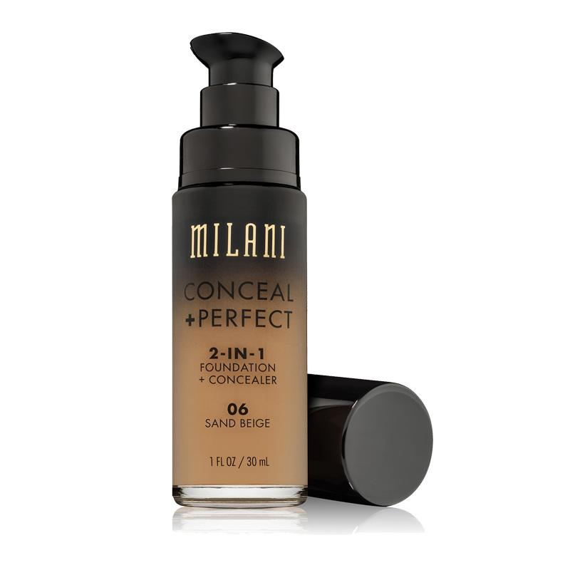 Conceal + Perfect 2-in-1 Foundation + Concealer in Sand Beige