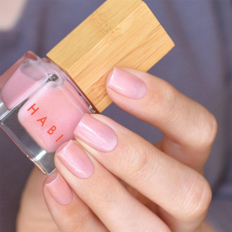 Vegan and cruelty free nail polish by Habit Cosmetics