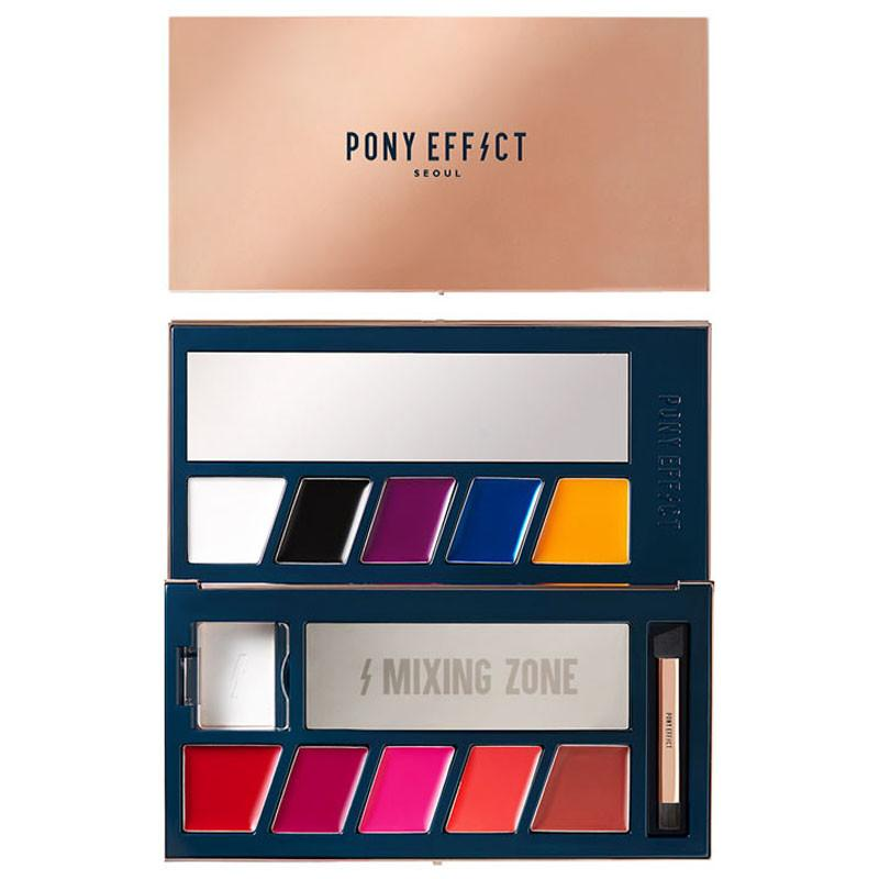 Pony Effect Customizing Lip Palette