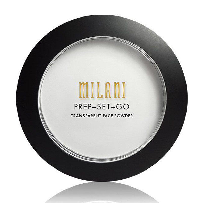 Milani Prep Set Go Transparent Face Powder