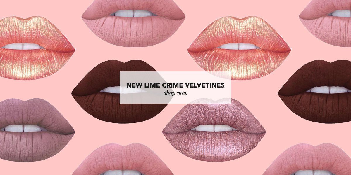 Lime Crime Velvetines Singapore
