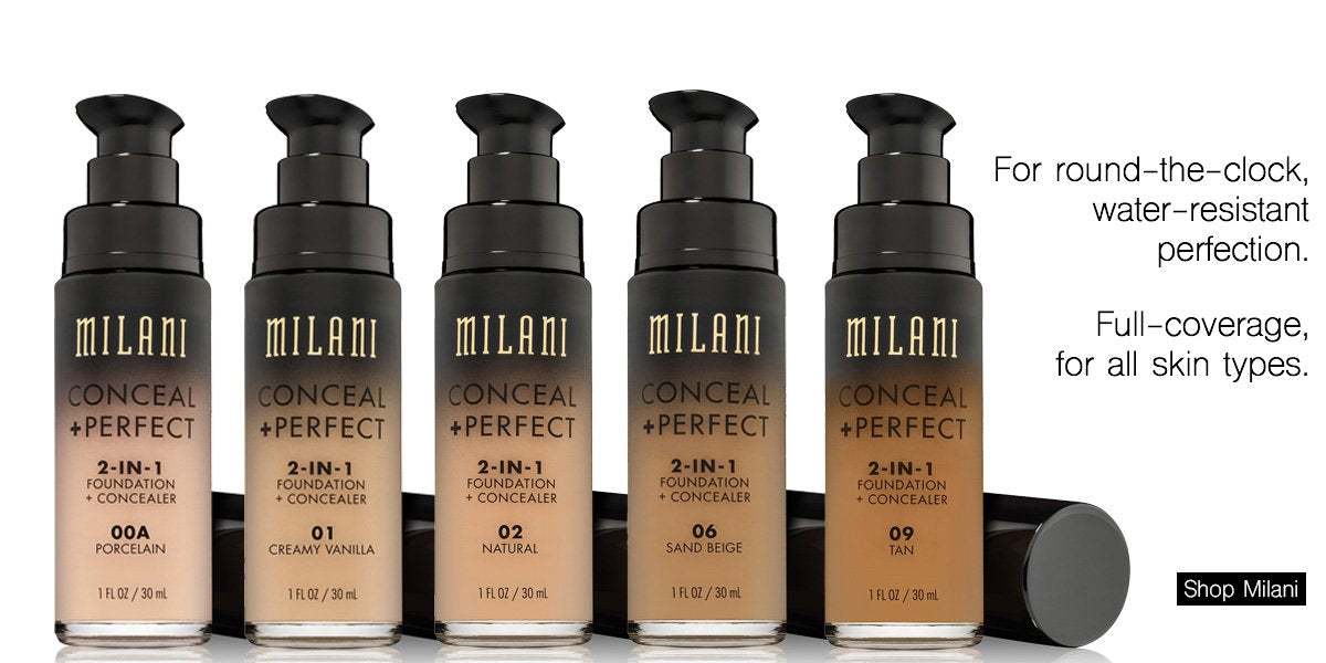 Buy Milani Cosmetics online in Singapore