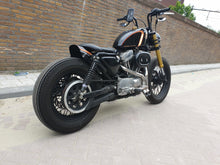 Load image into Gallery viewer, Harley Davidson Sportster 'Switch' exhaust  (ex. VAT) - MAD Exhausts