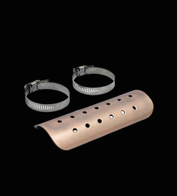 Heat shield copper  (ex. VAT) - MAD Exhausts